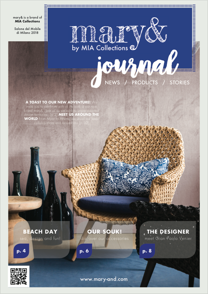 mary& journal // the 1st issue is out!