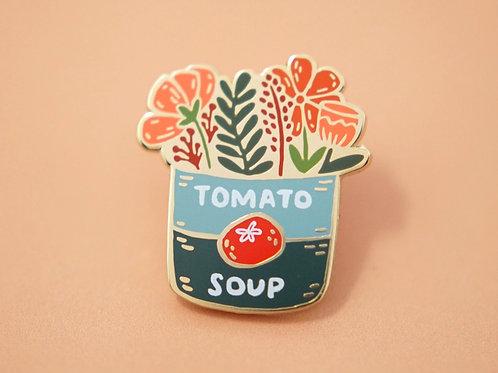 Tomato Soup Can Pin
