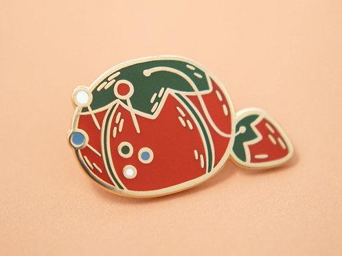 Tomato Pincushion Pin