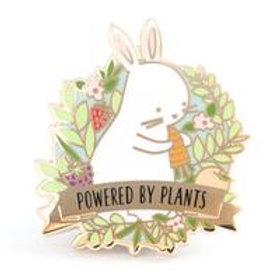 Plant Power Pin