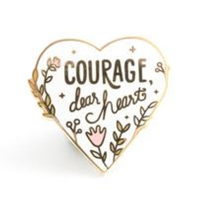 Courage Pin