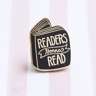 Readers Pin