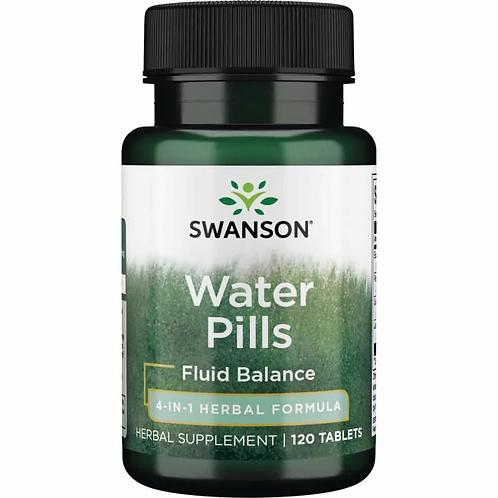 Water pills 120 tabletas