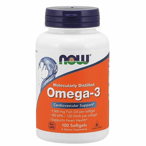 Omega-3 1000 mg 100 cápsulas