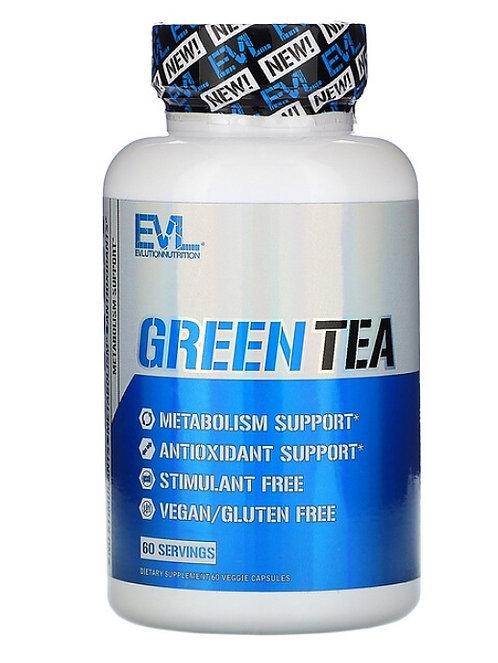 Green tea te verde EVL NUTRITION