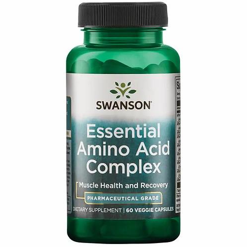 Aminoácidos Esenciales 60 cápsulas