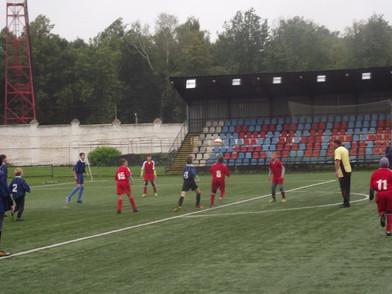 Турнир по футболу среди юношей 2004-2005 г.р., посвященный Дню Знаний