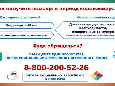 Как обратиться за помощью