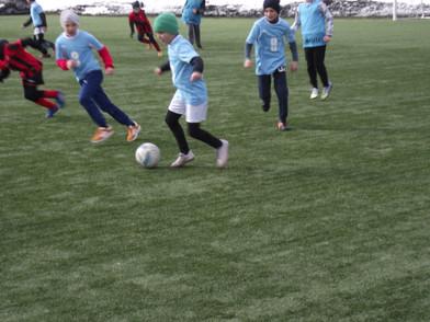 Неделя юношеского футбола