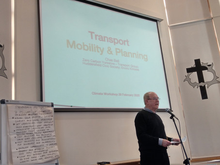 Climate Conference - Transport & Planning