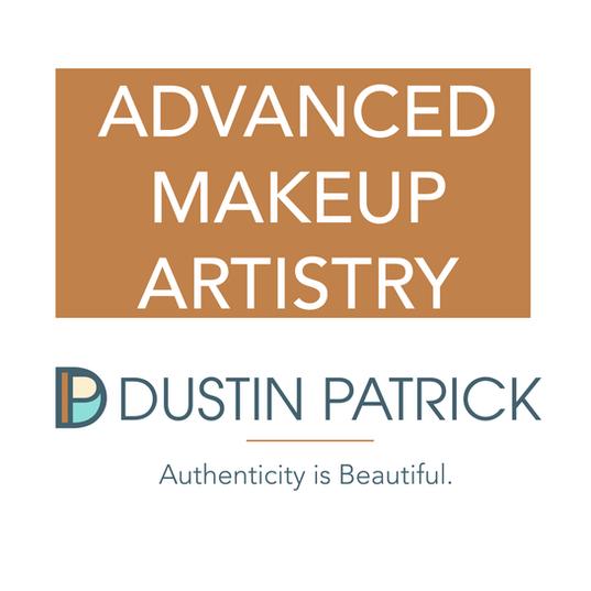 Dustin Patrick ADVANCED MAKEUP ARTISTRY-