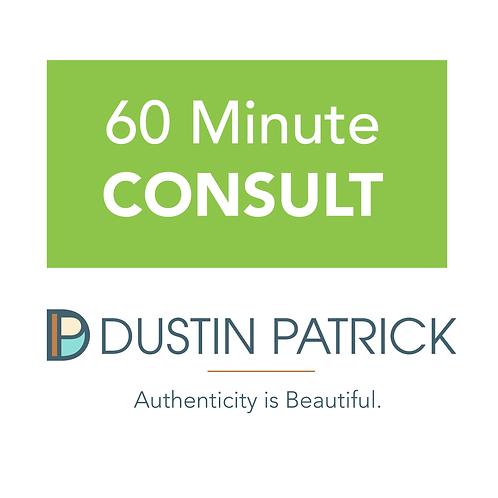 60 MINUTE CONSULT