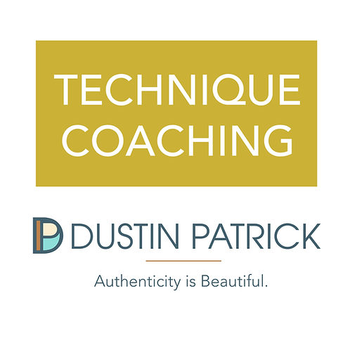 TECHNIQUE COACHING