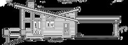 Chimney Rock Home Blueprint