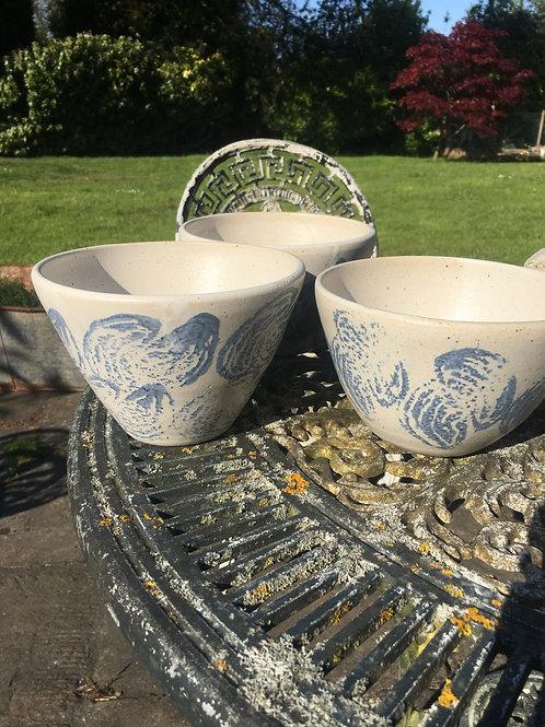Mussel bowls