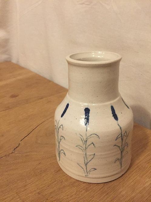 Bullrush Vase