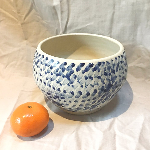 Cobalt dash Bowl