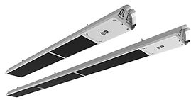 IR Energy ETS Slimline patio infrared tube heaters in the U.S.