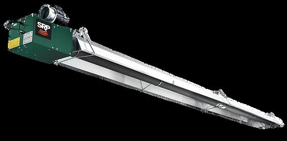 Superior Radiant Infrared Tube Heater