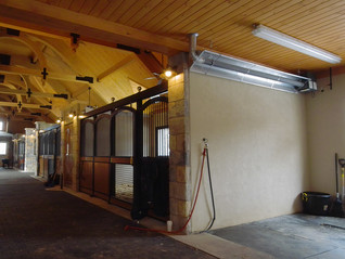 How to Heat Your Barn