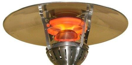 The EvenGlo Double-Reflector Burner