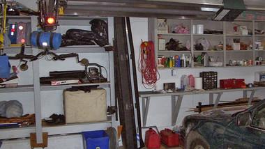 GR Series Garage Tube Heater