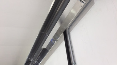 UXR Tube Heater with Special Heat Shield