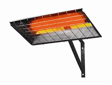 Enerco H25N, HS25N, H22L, HS22L vent free infrared residential garage heater