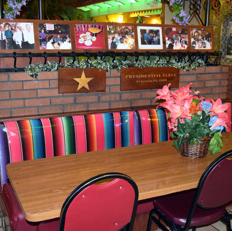 President's Table