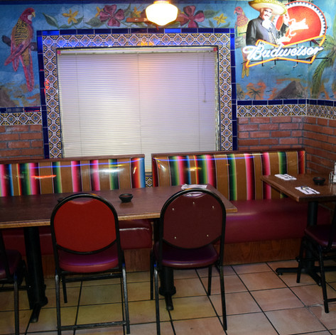 Front Dining Area