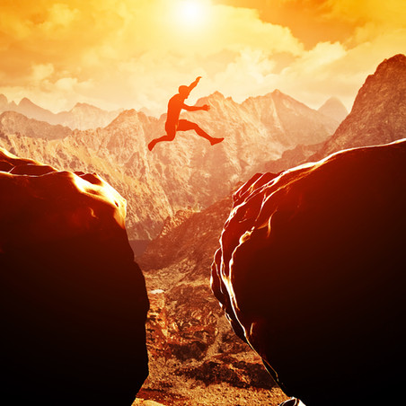Jo's Journal: Are You Staring Up at a Mountain in Your Life?