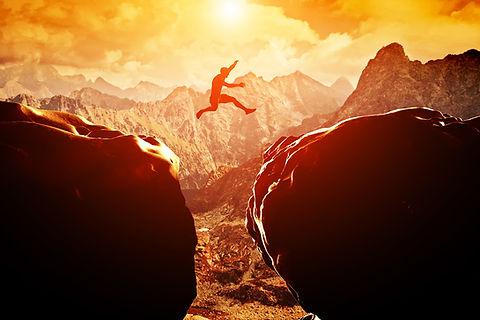 Le saut