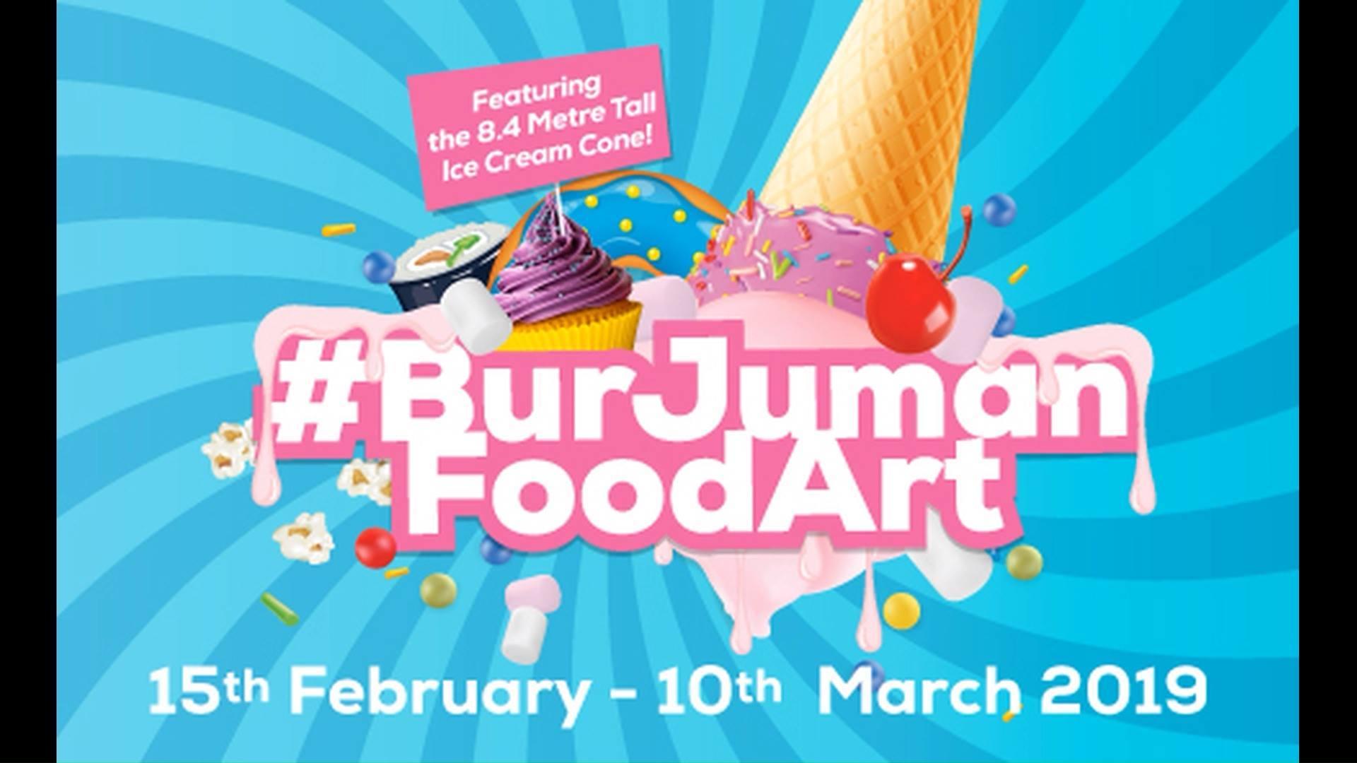 FOOD ART DUBAI
