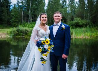 Dana + Zach ~ 1st Wedding Anniversary