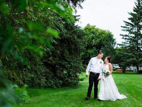 Ardrossan Wedding ~ Sabrina + Tom