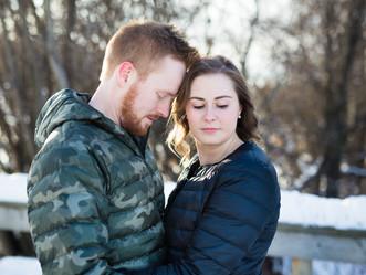 Lauren + Brandon ~ Day Before Wedding