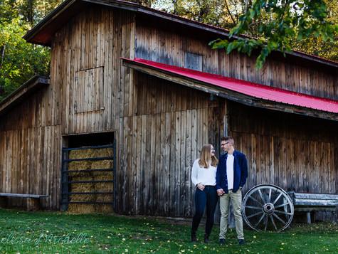 Spruce Grove Engagement ~ Jordy + Josh