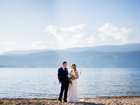 Kelowna Wedding ~ Steph + Mike
