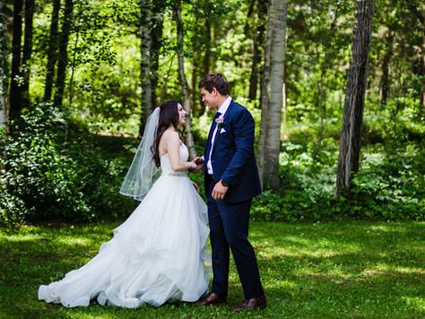1st Year Anniversary~ Spruce Grove Wedding ~ Karisa + Matt