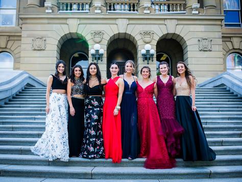 St. Albert Grad ~ SACHS 2018