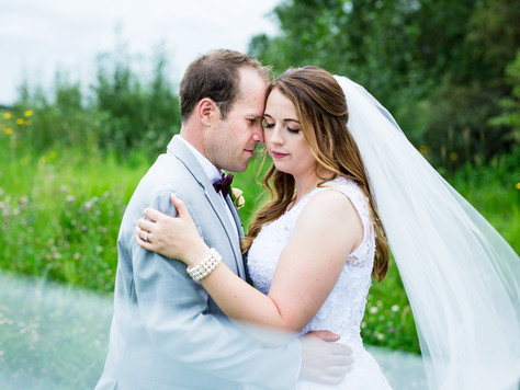 St. Albert Wedding ~ Jaylene + Dalon