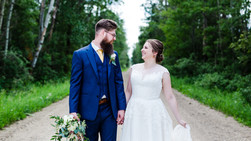 Katelyn + Adam ~ 1st Wedding Anniversary