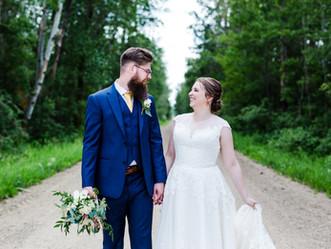 Katelyn + Adam ~ 1st Wedding Anniversary