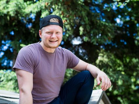 Edmonton Portrait ~ Curtis Dale