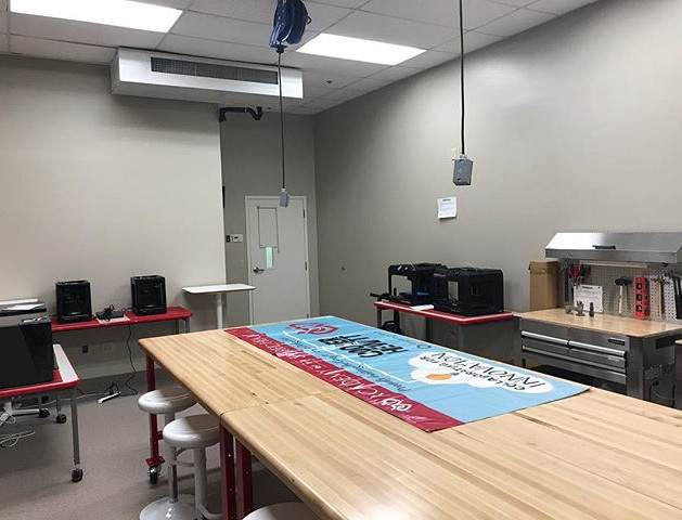 ACADEMY OF SACRED HEART INNOVATION LAB -