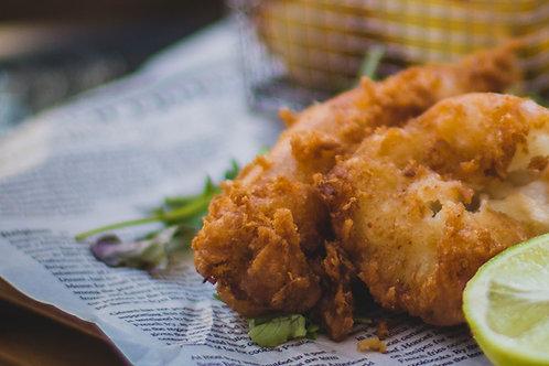 Cordon Bleu - Chicken Breast Stuffed with Ham & Swiss Cheese