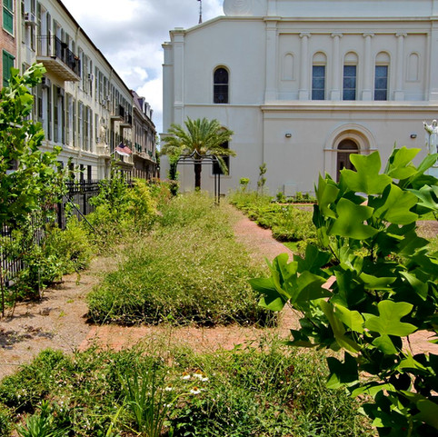 ST. ANTHONY GARDEN & BELL TOWER