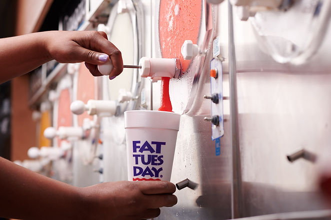 Capitalize on the country's favorite frozen daiquiri brand with a Fat Tuesday franchise