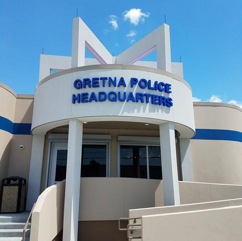 GRETNA POLICE HEADQUARTERS