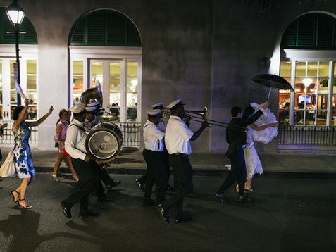 PARADE & SECOND LINE